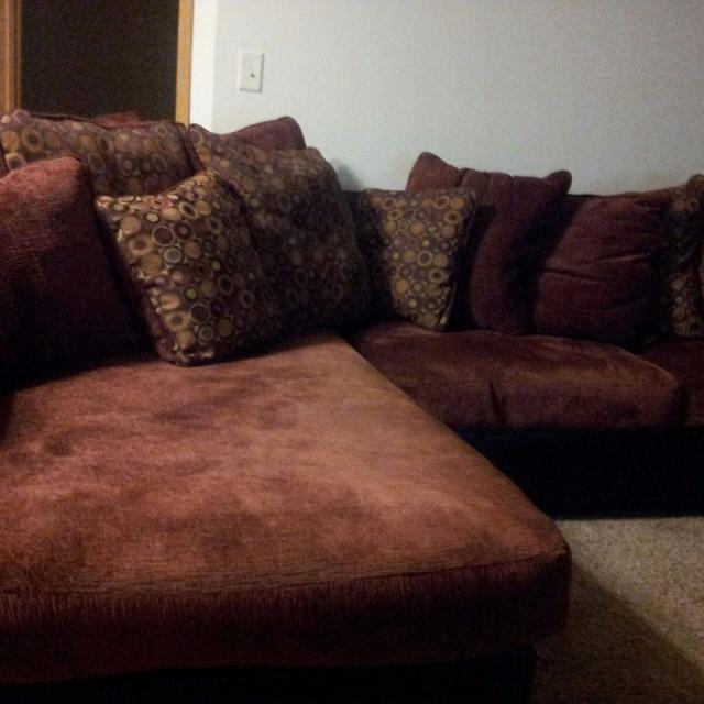 Best Ashley Furniture Sectional Chaise Lounge For Sale In Minot