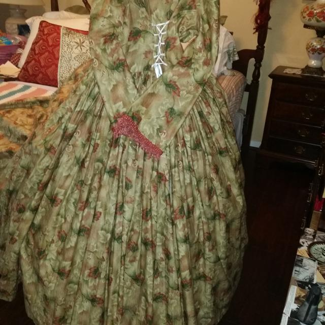 Best Victorian Or Civil War Ball Gown for sale in League City, Texas ...