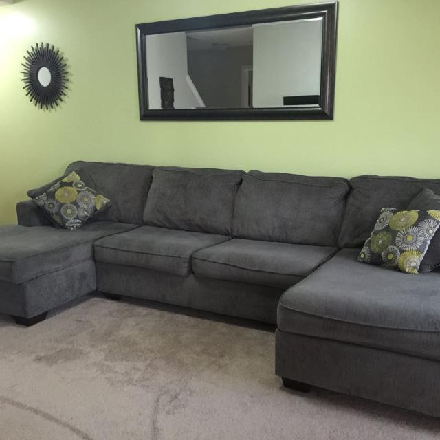 sofa furniture loric sectional antique in ahsley sleeper leather ashley surprising cover