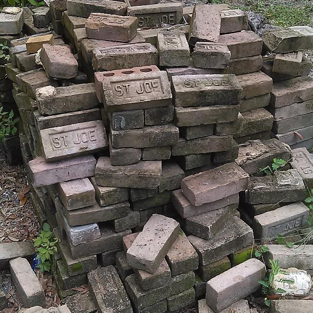 Bricks For Sale >> St Joe Antique Bricks