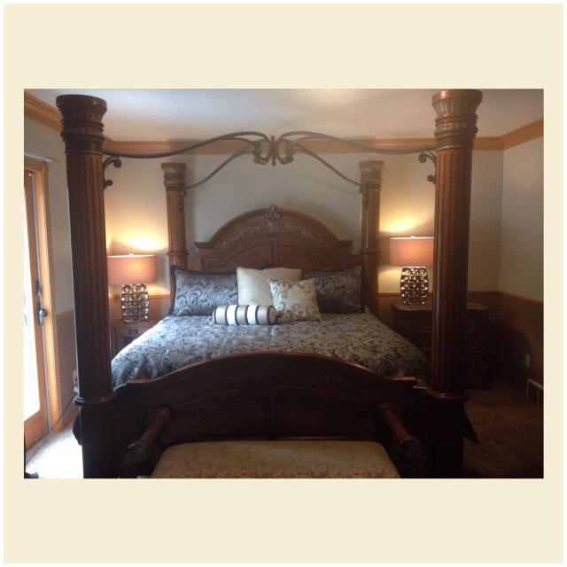 Gorgeous Bedroom Furniture: Find More Beautiful Bellagio Canopy Bed King Size. Canopy
