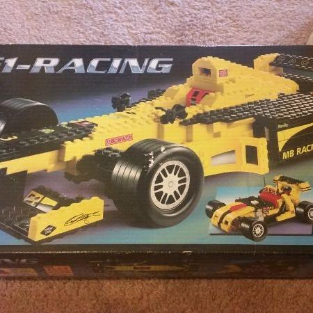 Lego Formula 1 racing car for sale  Canada