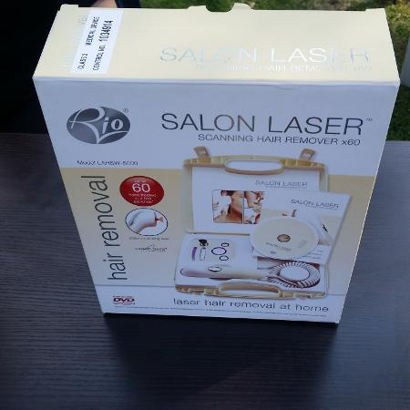 Salon hair removal laser made by rio for sale  Canada
