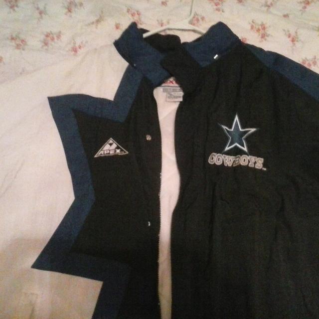 promo code 51cad 3e4e1 Dallas cowboys Apex jacket (collectable)