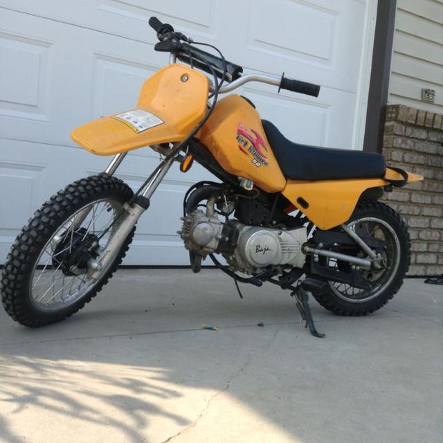 Find More Baja 50cc Dirt Bike 400 Obo For Sale At Up To 90 Off