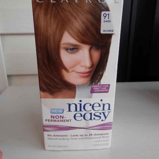 Find More Nice N Easy Non Permanent Hair Color Ingles Mondays 4