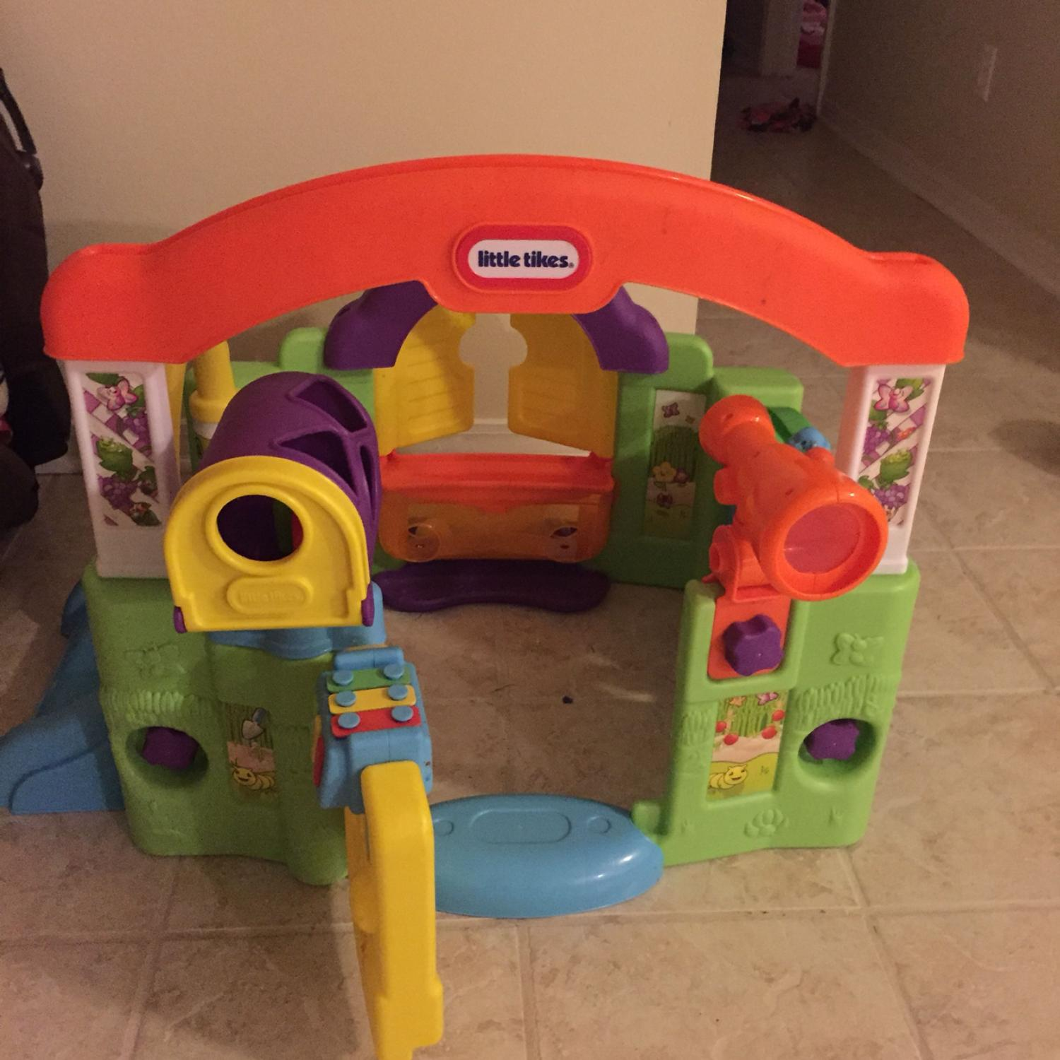 Find more Little Tikes Garden Activity Center for sale at up to 90% off