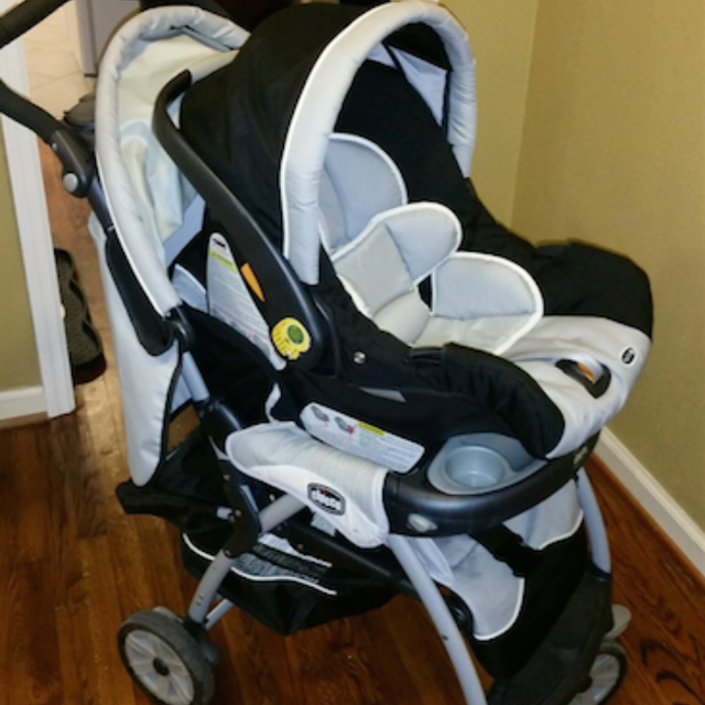 Best Chicco Keyfit Car Seat Stroller Combo For Sale In Talladega