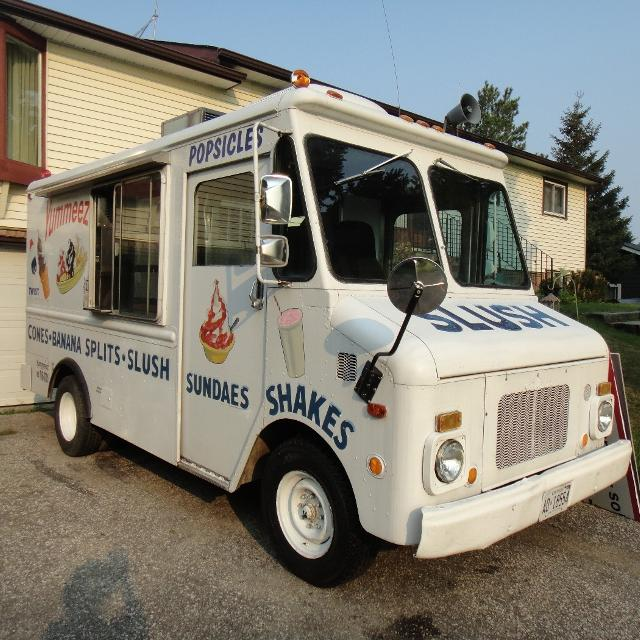 Best Ice Cream Truck for sale in Keswick, Ontario for 2018