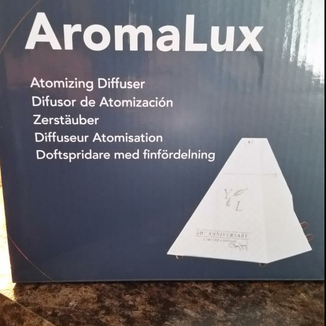 Find More Young Living Aromalux Essential Oil Diffuser Brand New