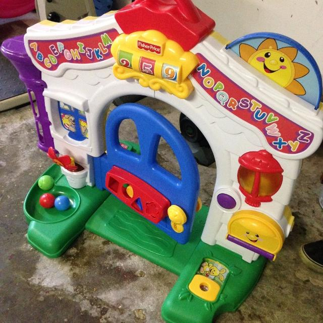 fisher price laugh and learn home | eBay