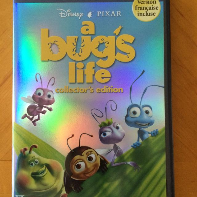 Find More Euc Disney Pixar A Bug S Life Collector S Edition 2 Disc Dvd Set For Sale At Up To 90 Off