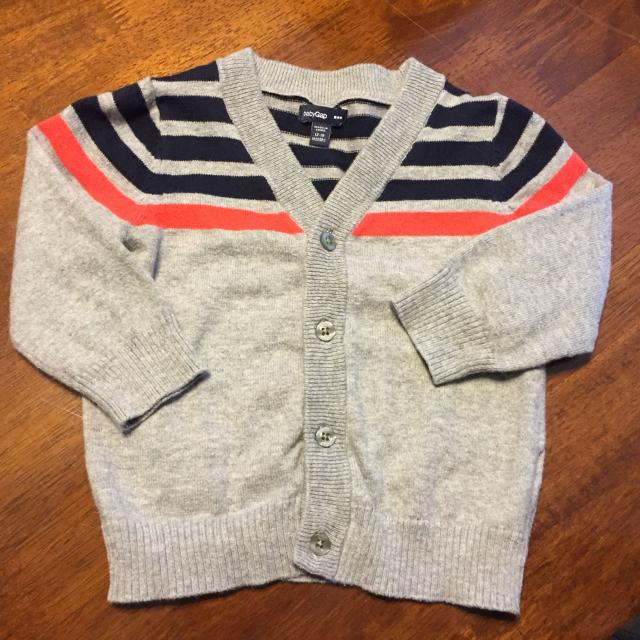 4e8f8d414d9b Find more Baby Gap Cardigan - 12 18mos for sale at up to 90% off