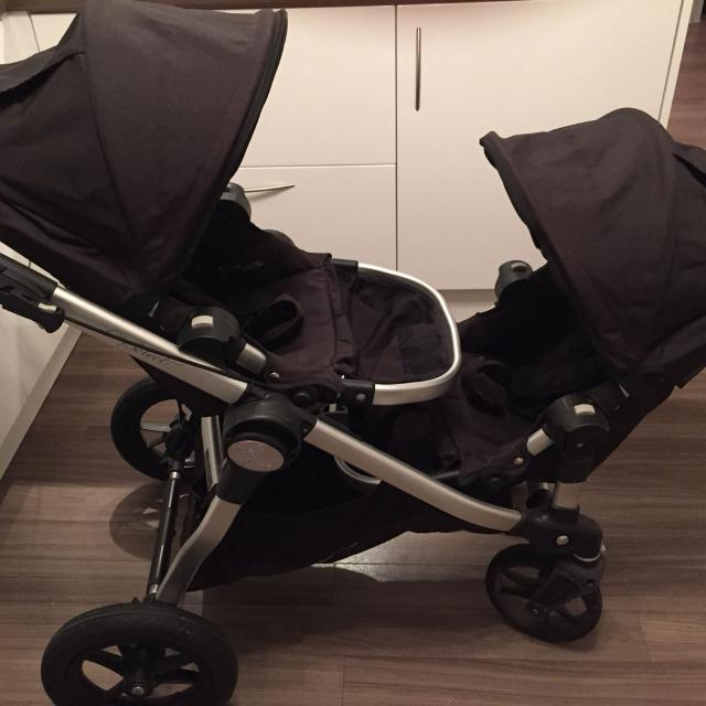 Find More Baby Jogger City Select Double With 2x Seats