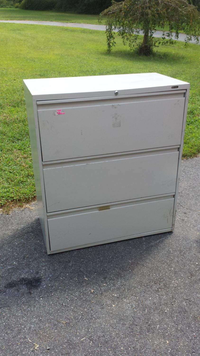 Best 3 Drawer Metal Cabinet For Sale In Cecil County