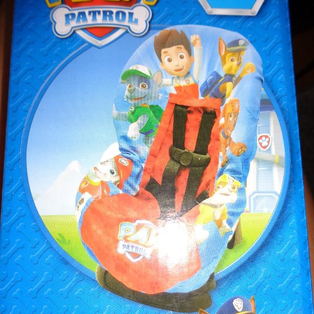 Paw Patrol Car Seat Cover NEW