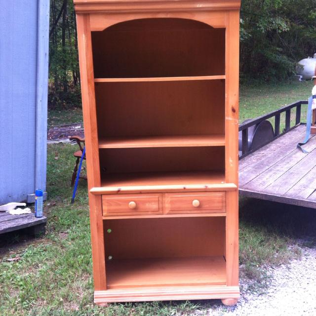 Broyhill Fontana Lighted Bookcase 175