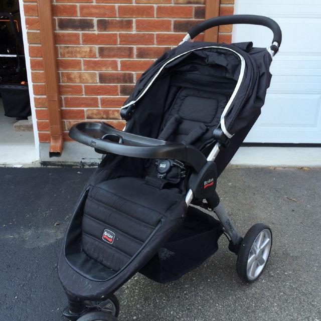 Britax B Agile Stroller With Snack Tray