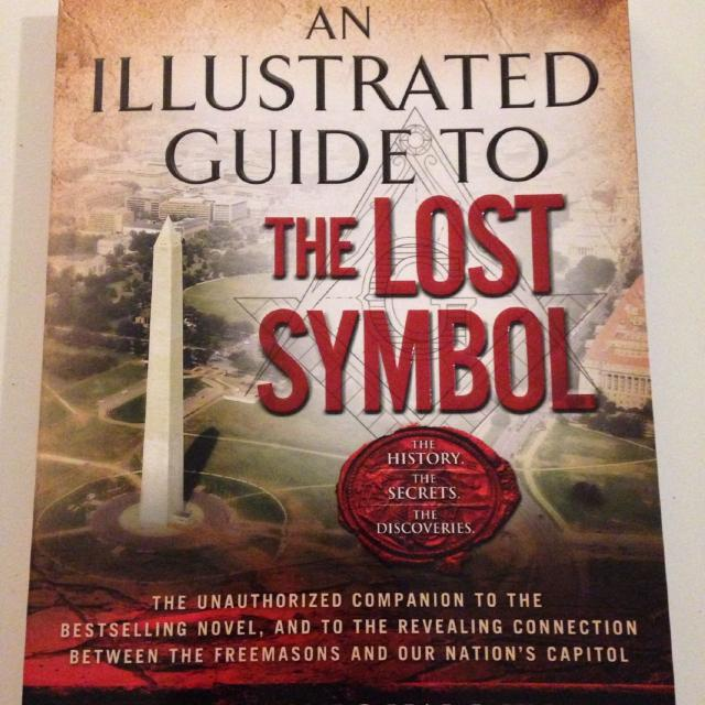 Find More Illustrated Guide To The Lost Symbol Book By Dan Brown For
