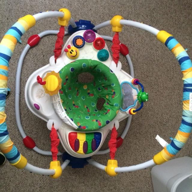 20841d07e Best Baby Einstein Bouncer And Activity Center for sale in Bad Axe ...