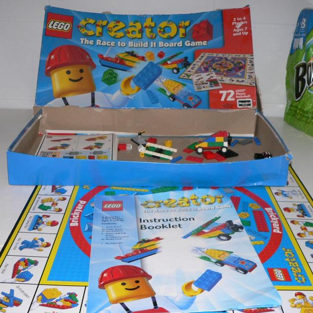 Find More Lego Creator Board Game For Sale At Up To 90 Off