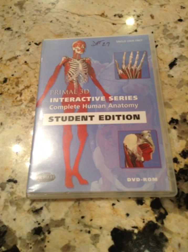 Find more Primal 3d Interactive Series Complete Human Anatomy ...