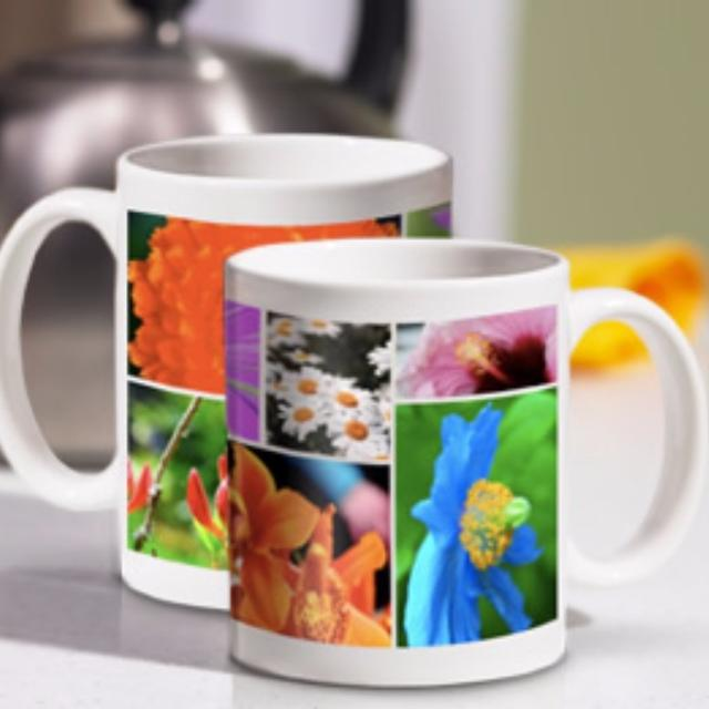find more free collage mug from snapfish just pay shipping for