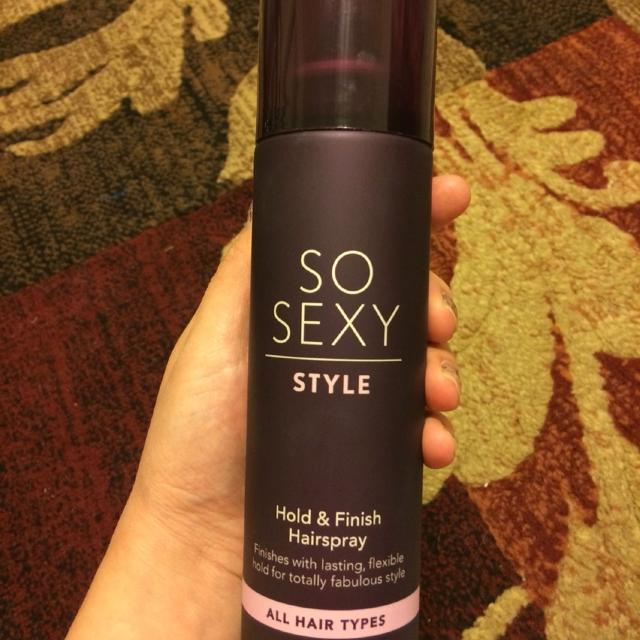 Find More Victorias Secret So Sexy Hairspray For Sale At Up To 90 Off