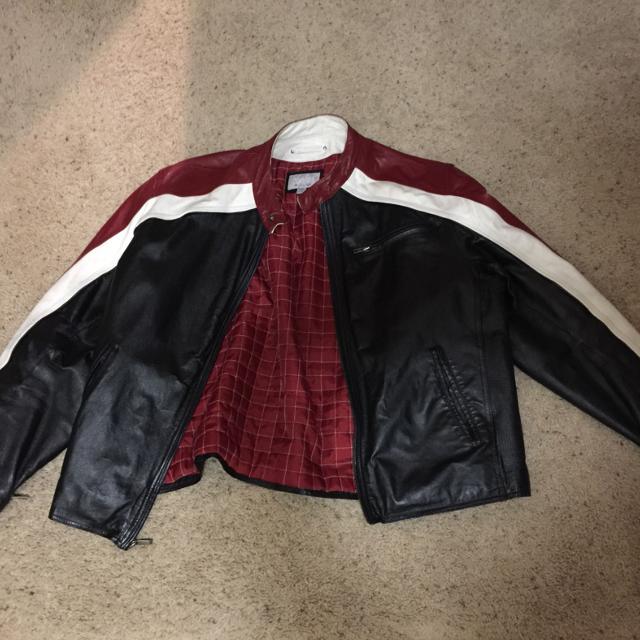 Wilsons Leather Motorcycle Jacket