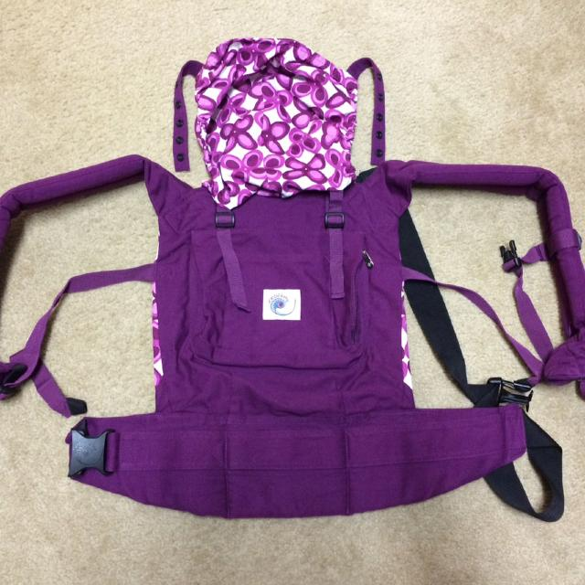 fb30849064e Find more Ergobaby Original Carrier Mystic Purple for sale at up to ...