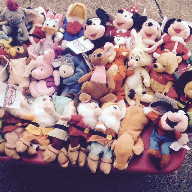 Best Moving Must Sell Disney Beanie Babies. Pooh Collection 7169809bb3c