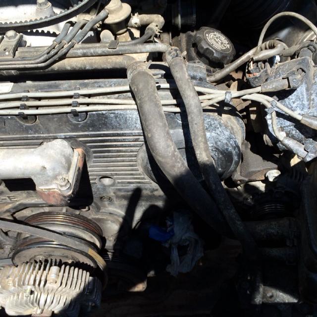 93 Toyota pickup truck 2 wheel drive manual transmission