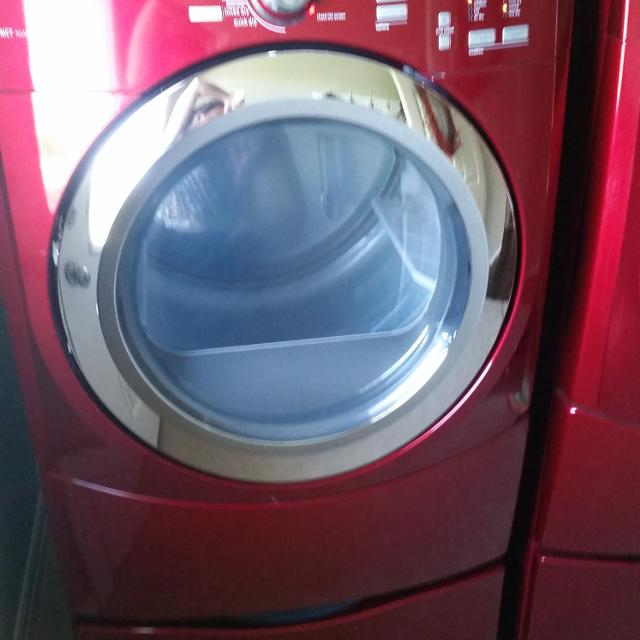 Maytag 3000 Series Front Load Dryer Works Great Need Gone Today Replacing Because