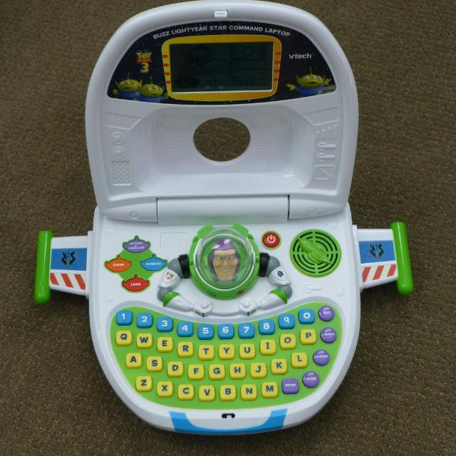 Find More V Tech Buzz Lightyear Star Command Laptop For Sale At Up