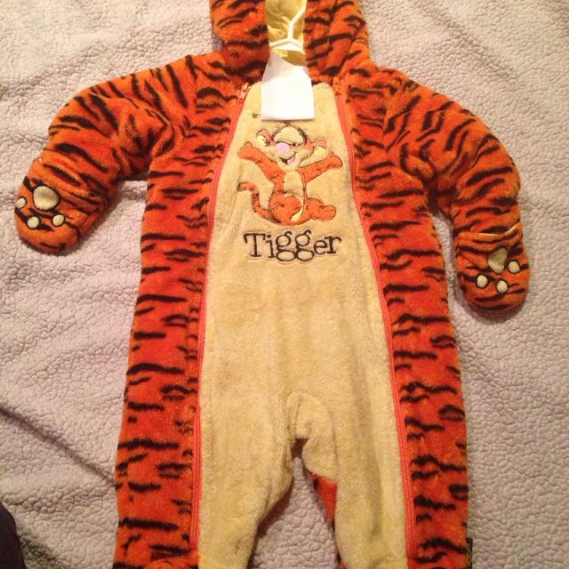 117fd45a9 Find more 12 Month Tigger Snowsuit for sale at up to 90% off