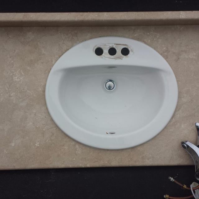 Used Bathroom Sink