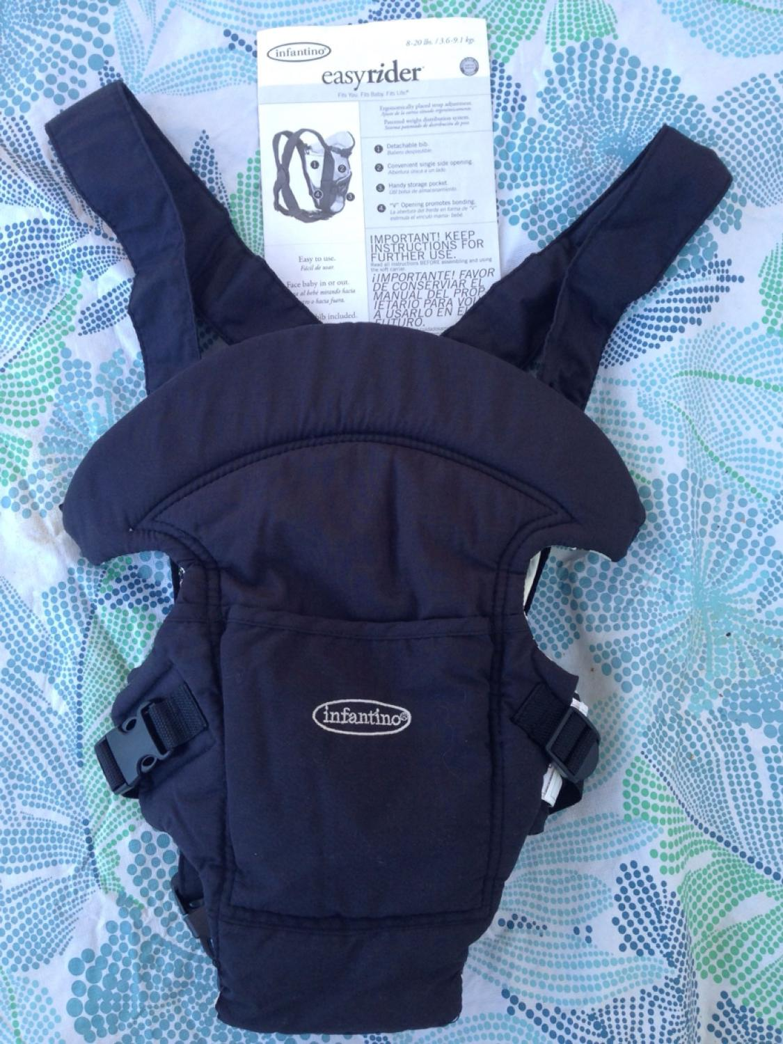 Best Infantino Baby Carrier In Good Condition 5 For Sale In Irvine
