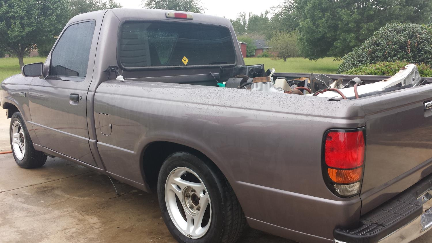 Find more 1997 mazda b2300 project truck ranger v8 for sale at up to 90 off mcdonough ga