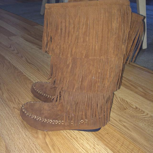 Best Women's Hot Cakes Fringe Boots for sale in Pekin, Illinois ...