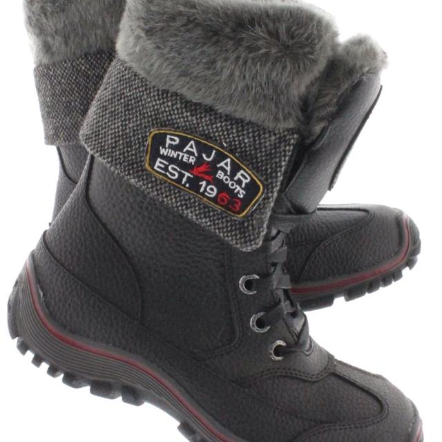 find more pajar alice faux fur winter boots price drop for sale at