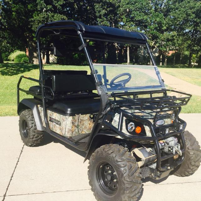 Best 2017 Bad Boy Buggie Ambush Is Hybrid Gas And Electric 9 700 For In Frisco Texas 2019