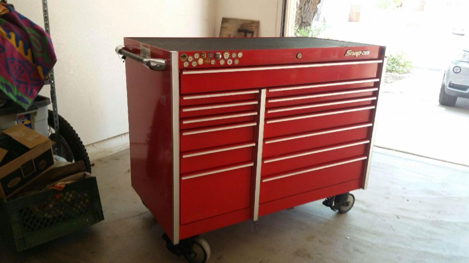 Best Snap On Tool Box Krl1001b Great Condition 14