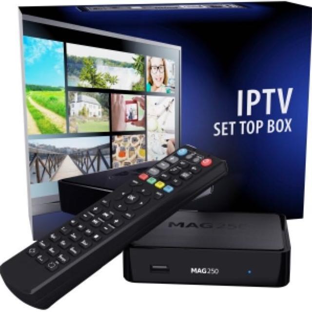 IPTV HD BOX MAC 254 / 250 / avov android