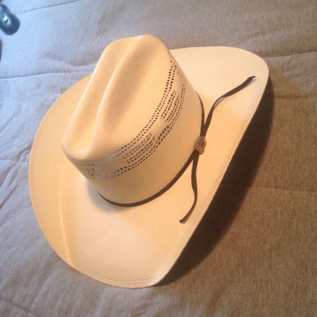 91e4c8859f5 Best Brand New Justin Cowboy Hat. for sale in Hurley