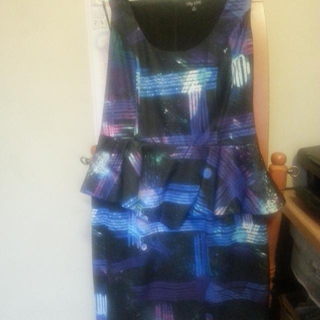 51928a04e15 Best City Chic Galaxy Dress for sale in Regina