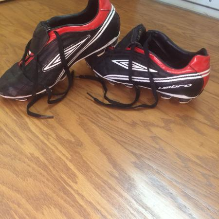 Umbro Soccer cleats for sale  Canada