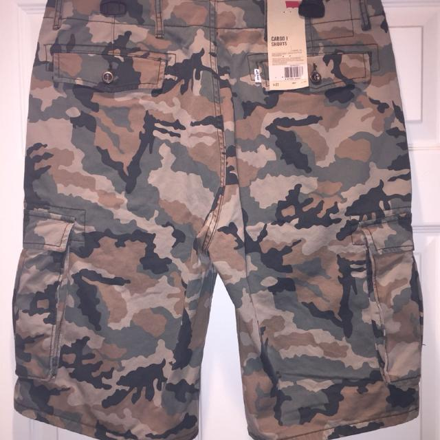 ef992642 Find more New Levi's Camo Cargo Shorts... From Dillard's...men's ...