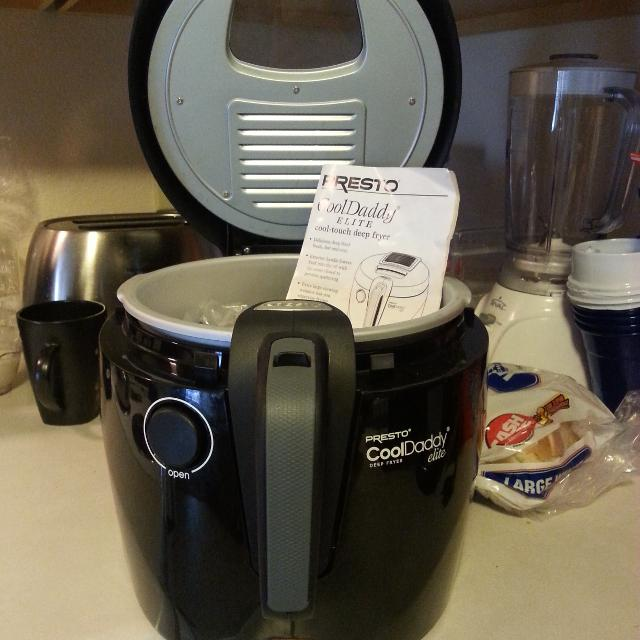 Best Presto Cool Daddy Elite Deep Fryer For Sale In Minot North