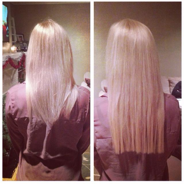 Affordable Tape In Hair Extensions Available By Appointment In