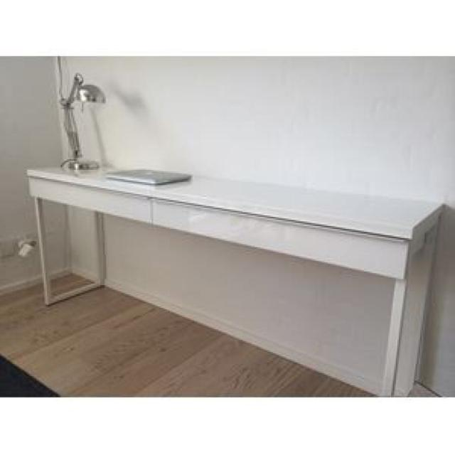 find more ikea besta burs white desk for sale at up to 90 off. Black Bedroom Furniture Sets. Home Design Ideas